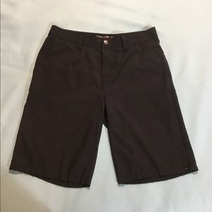 Men's Quicksilver black amphibians shorts